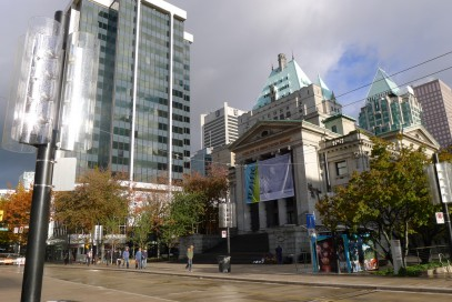 800-block Robson (Robson Square) - P1020993