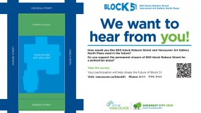 Block 51 Survey Poster