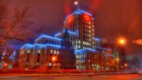 City Hall - by Ken Stewart