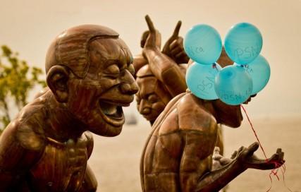 English Bay Balloons - - no attrib.