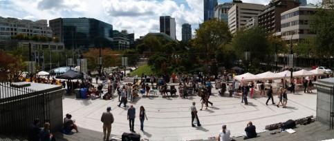 Market Panorama