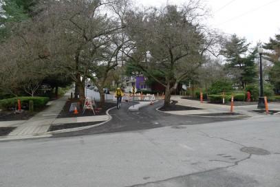 Union Street Bike Path - P1040443