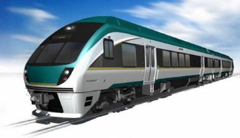 air-rail link exterior