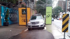 blocked bikelane-hornby