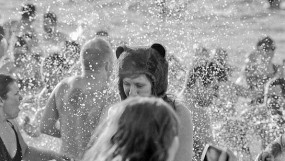 Polar Bear Swim, 2011 (by Michael Kalus)