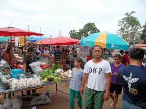 Open market, Open market, Chachoengsao
