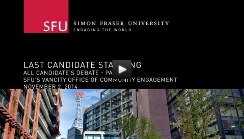 Last Candidate Standing - Video