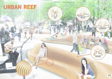 Last year's Robson Redux winner: Urban Reef.