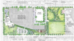 Design Concept for Sunset Park