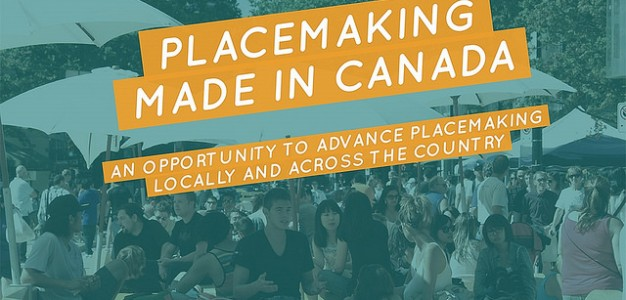 Placemaking Week Made in Canada Poster