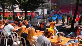 Lunch Meet on Abbott St