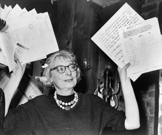 Photo of Jane Jacobs
