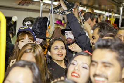 2015 SkyTrain Party - By GoToVan