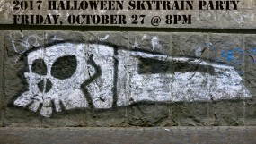 2017 Halloween SkyTrain Party - Poster_2