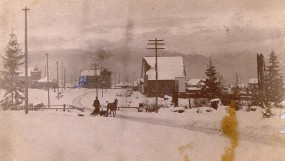 Kingsway, between 7th and 10th Avenues - 1890