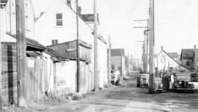Hogan's Alley - Bu P508.53 - View of Hogan's Alley - 1958
