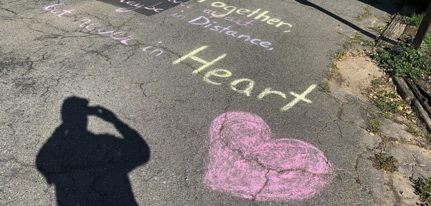 In Chalk with Love - Robert Couse-Baker