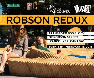 Robson Redux Design Competition
