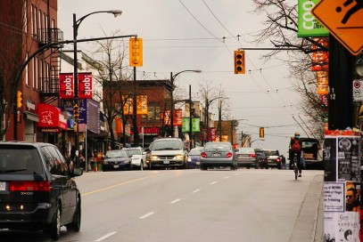 Commercial Drive - PWK