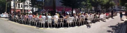 VPSN Lunch Meet event